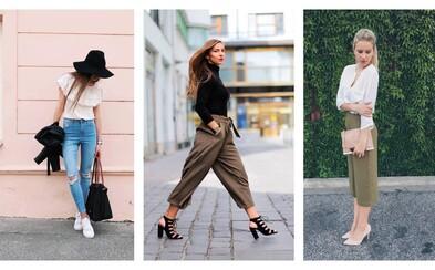 Nejlepší outfity z českých a slovenských ulic, které jsme mohli vidět v měsíci květen