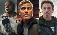 Najlepšie plateným hercom sa stal George Clooney, hoci za posledný rok nehral v žiadnom filme