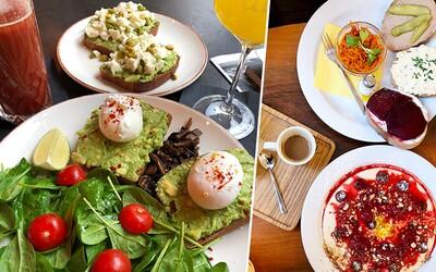 Najlepšie raňajky v Bratislave: 5 prevádzok, ktoré stoja za to