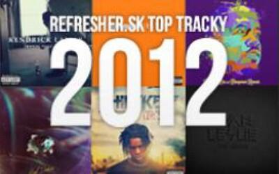 Najlepšie skladby roku 2012