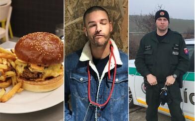 Najlepšie z Refresheru za uplynulý týždeň: Slovenský policajt o korupcii, TOP 10 burgrov v Bratislave, zárobky raperov na Spotify