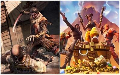 Najlepšou hrou roka sa stáva Sekiro: Shadows Die Twice. Cenu si odniesol aj Fortnite a česká hra Beat Saber