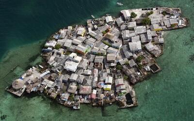 Najľudnatejší ostrovček sveta je široký 120 metrov a žije na ňom takmer 1 300 obyvateľov