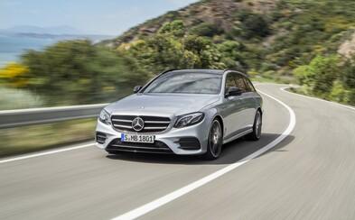 Najluxusnejší, najinteligentnejší a najpraktickejší, to je nový Mercedes-Benz triedy E kombi