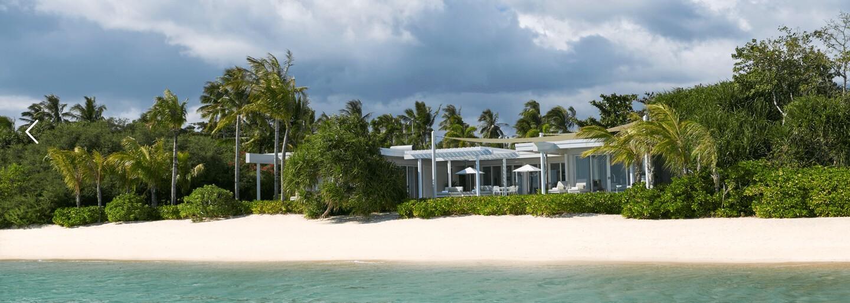 Nejluxusnější ostrov na světě je rájem na Zemi. Za 2 miliony korun na noc ho máš celý pro sebe