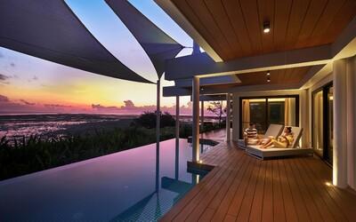 Najluxusnejší ostrov na svete je rajom na Zemi. Za 90 000 € na noc ho máš celý pre seba a vyzerá úchvatne