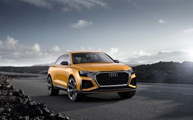 Najluxusnejšie Audi, chystaný model Q8, sa už čoskoro bude vyrábať na Slovensku