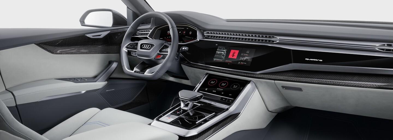 Najluxusnejšie Audi naberá na reálnosti. Koncepčná Q8-čka je obrovský plug-in hybrid so 450 koňmi