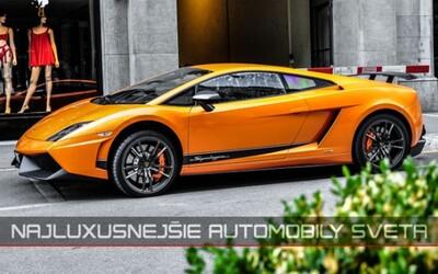 Najluxusnejšie automobily sveta: Lamborgini Gallardo