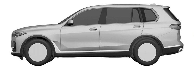 Najluxusnejšie SUV od BMW odhalené únikom fotiek. Obrovské ľadvinky uvidíme aj v sérii