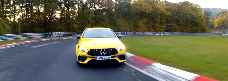 Nejmenší AMG překonalo na Nürburgringu Porsche, Ferrari i Lambo, velká senzace se ale nekoná