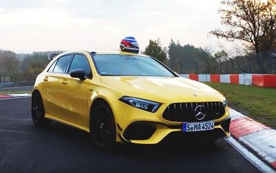 Najmenšie AMG prekonalo na Nürburgringu Porsche, Ferrari i Lambo, veľká senzácia sa ale nekoná