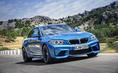 Najmenšie ostré BMW prichádza. M2-ka ponúkne mimoriadne agresívne tvary a až 370 koní!