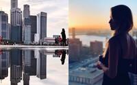 Najnovší iPhone dokáže zázraky aj pri fotografovaní. Tieto skvelé zábery boli zhotovené modelmi 8 a 8 Plus
