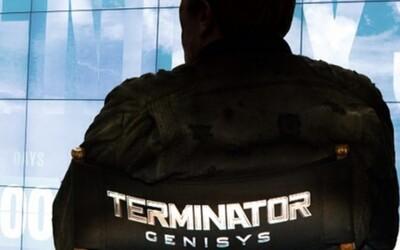 Najnovší Terminátor s podtitulom Genisys je natočený!
