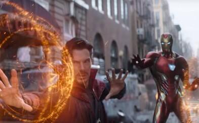 Najnovší trailer pre Avengers: Infinity War jasne odkazuje, že je najväčším kinofilmom roka a najočakávanejšou komiksovkou vôbec