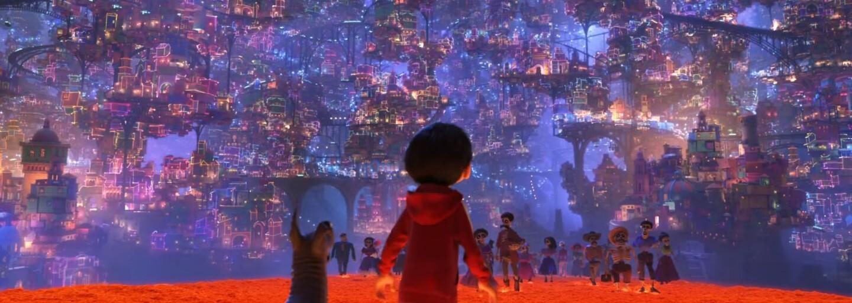Najnovšia Pixarovka v debutovom traileri plnom živých mŕtvol a cestou za šťastím pripomína svojím vizuálom a príbehom veselšiu Burtonovku