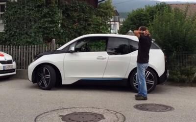 Najnovšie BMW i3 dokáže zaparkovať úplne samé. Doslova!