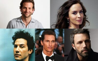 Najobľúbenejší herci súčasnosti a ich pripravované filmy #3