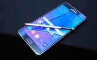 Najobľúbenejší smartfón v USA nie je iPhone. Prvé miesto patrí phabletu Samsung Galaxy Note 5