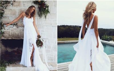 Najobľúbenejšie svadobné šaty na internete? Róbu od austrálskej značky si zamilovali milióny ľudí