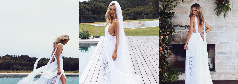 Nejoblíbenější svatební šaty na internetu? Róbu od australské značky si zamilovaly miliony lidí