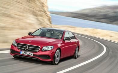 Najočakávanejší Mercedes-Benz roka predčasne odhalený. Toto je nová trieda E!