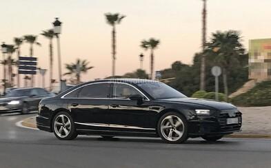 Nejočekávanější Audi roku poodhaluje revoluční techniku. Velkým tajemstvím už není ani vzezření