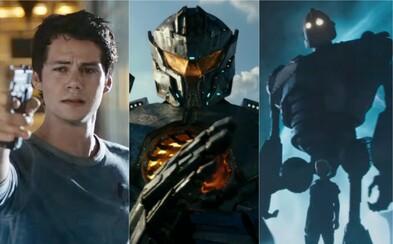 Najočakávanejšie sci-fi filmy roka 2018 nás dostanú virtuálnou realitou, temnnými svetmi budúcnosti, ale aj robotmi či mimozemšťanmi