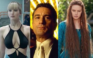 Nájomný vrah z gansterky Irishman, sexy špiónka či shakespeareovská Ofélia. Na aké očakávané knižné adaptácie sa môžeme tešiť v roku 2018?