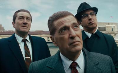 Nájomný zabijak Robert De Niro a Al Pacino sú v gangsterke plnej mŕtvol kráľmi zločinu