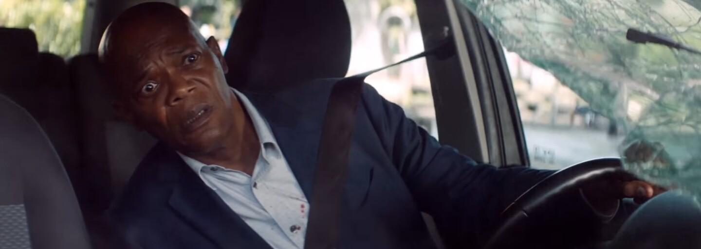 Nájomný zabijak Samuel L. Jackson a jeho osobný strážca Ryan Reynolds bavia v ďalšej ukážke pre skvelo vyzerajúcu komédiu The Hitman's Bodyguard