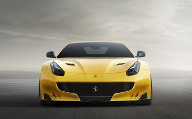 Nejostřejší F12 s technologiemi z LaFerrari má atmosférickou V12 se 780 koňmi!
