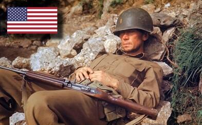 Najpopulárnejšie zbrane používané počas druhej svetovej vojny: Spojené štáty americké