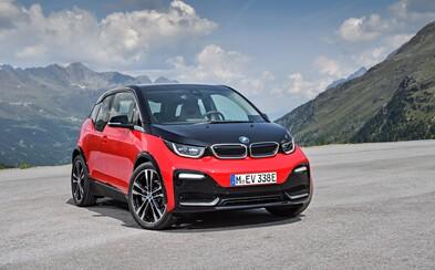 Najpredávanejší prémiový elektromobil v kompaktnej triede sa dočkal faceliftu a novej verzie i3s