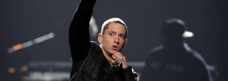 Nejpropracovanější hip-hopové skladby píše Eminem. Texty od Kanyeho nebo Beyoncé hravě přečte i třeťák