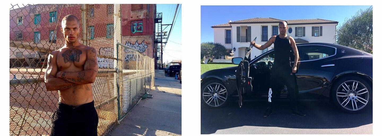 Nejpřitažlivější vězeň na svobodě seká latinu, bydlí ve vile a jezdí v Maserati. Po konci trestu žije Jeremy Meeks na úrovni