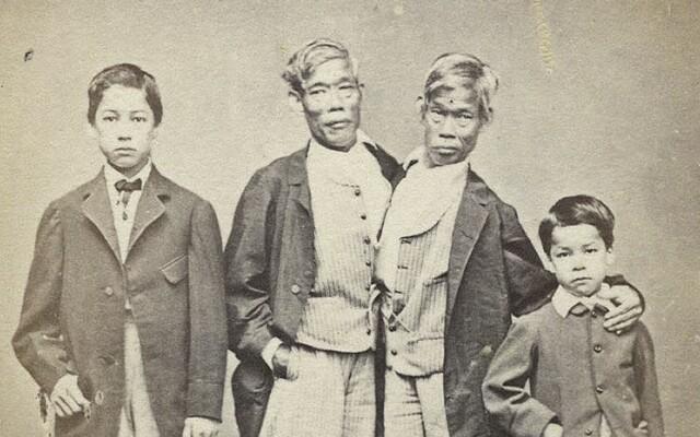 Najprv boli otrokmi, neskôr otrokármi. Prvé siamské dvojčatá splodili 21 potomkov a precestovali kus sveta