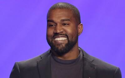 """Najprv sa chcel volať """"Geniálny miliardár"""", teraz túži po skratke """"Ye"""". Kanye West požiadal úrady o zmenu civilného mena"""
