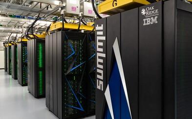 Najrýchlejší superpočítač na svete identifikoval chemikálie, ktoré môžu zastaviť šírenie koronavírusu