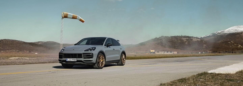 Nejrychlejší SUV na světě oficiálně odhaleno. Jmenuje se Porsche Cayenne Turbo GT