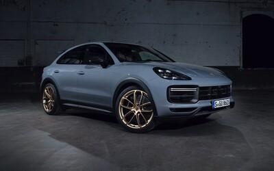 Najrýchlejšie SUV na svete oficiálne odhalené. Volá sa Porsche Cayenne Turbo GT