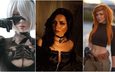 Najsexi dámske cosplaye roku 2018