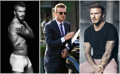 Nejvíc sexy mužem světa za rok 2015 se podle magazínu People stal David Beckham