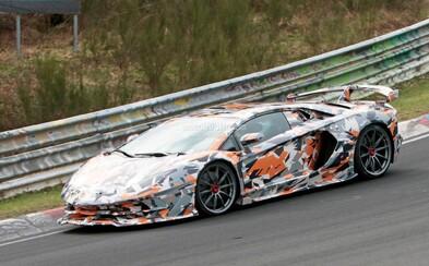 Najšialenejšie Lamborghini všetkých čias stanovuje nový rekord na slávnom Nürburgringu