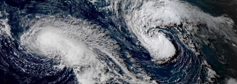 Nejsilnější bouře na Zemi už směřuje k Japonsku. Rychlost větru v ní dosahuje až 170 kilometrů za hodinu