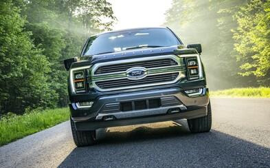 Nejslavnější pick-up na světě přichází ve 14. generaci. Toto je nový Ford F-150