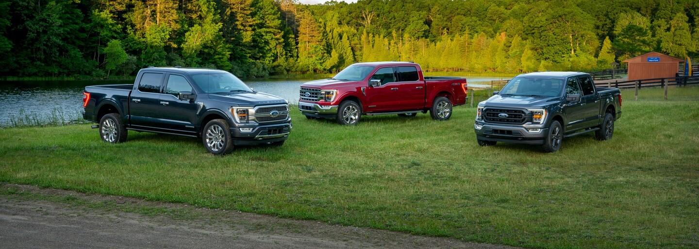 Najslávnejší pick-up na svete prichádza v 14. generácii. Toto je nový Ford F-150