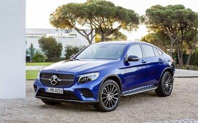 Nejsportovnější auto v SUV portfoliu Mercedesu je realitou, seznamte se se stylovým GLC Coupé