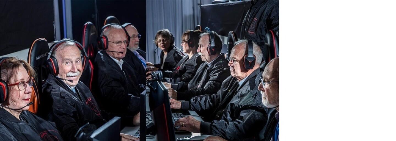 Najstarší člen má 81 rokov. Švédsky e-sportový tím hrá CS:GO na najväčších turnajoch sveta s družstvom plným dôchodocov